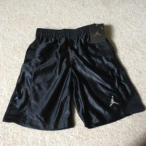 NIKE Jordan dri-FIT Black Basketball Shorts-6